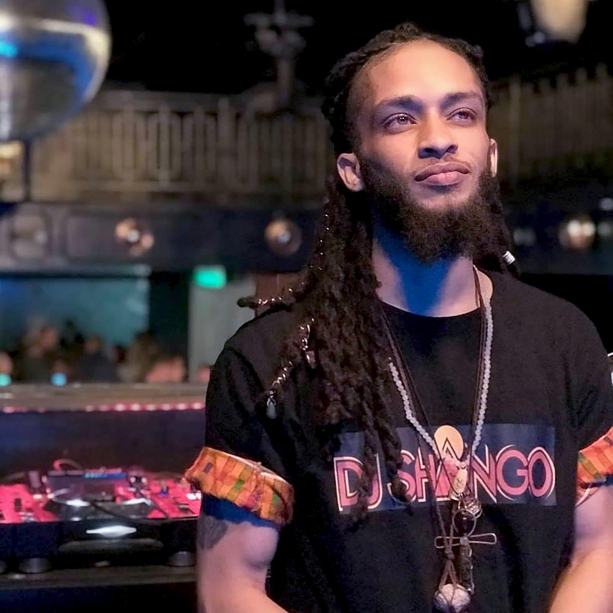 DJ Shango Profile
